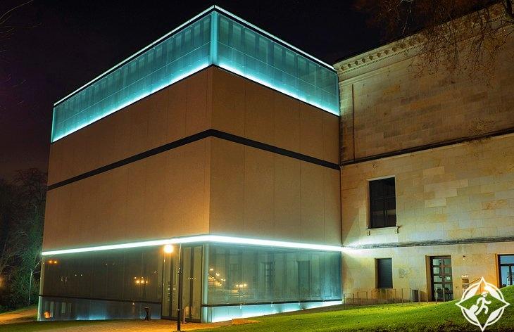 متحف كونستهالي-ألمانيا-بريمن
