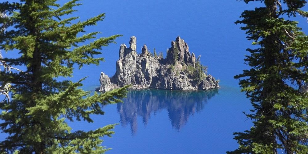 أوريغون - حديقة بحيرة كريتر الوطنية