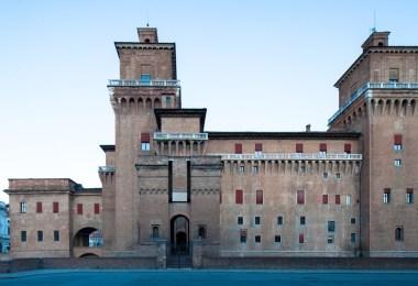 فيرارا - قلعة إستنزي