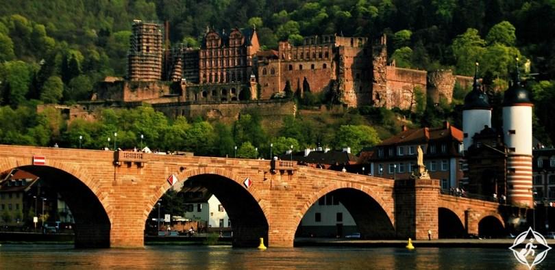 هايدلبرغ - جسر كارل ثيودور