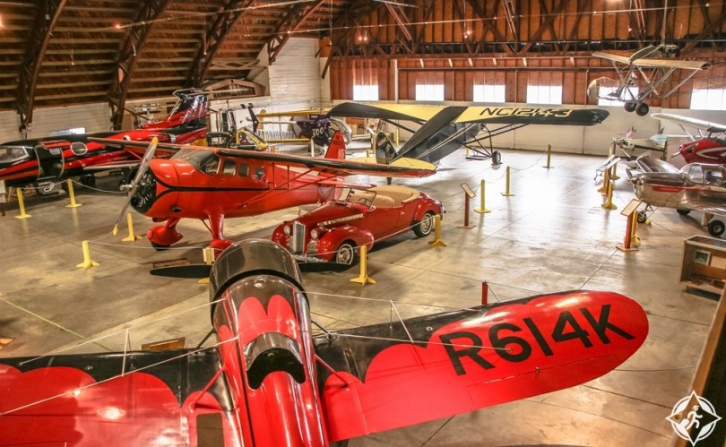 أركنساس - متحف أركنساس للطيران