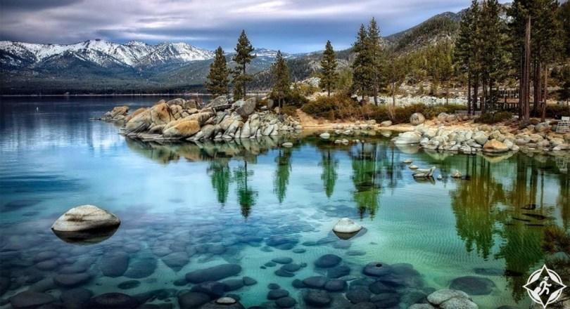 كاليفورنيا - بحيرة تاهو