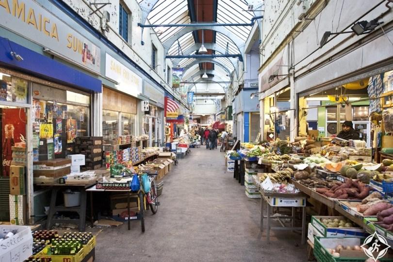 بريكستون - سوق بريكستون