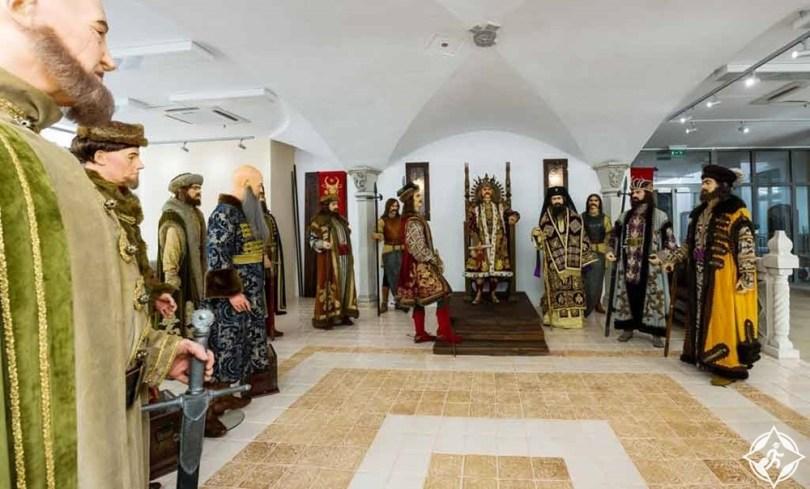 سوتشافا - متحف بوكوفينا للتاريخ