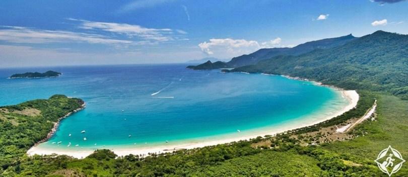 شواطئ البرازيل - شاطئ لوبس مينديز