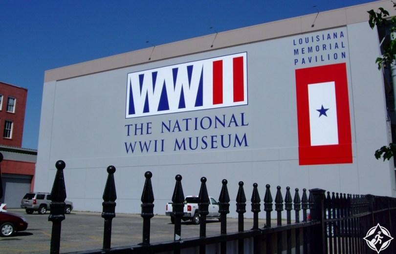 لويزيانا - المتحف الوطني للحرب العالمية الثانية