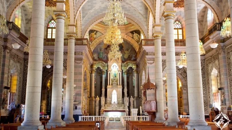 مازاتلان - كاتدرائية مازاتلان