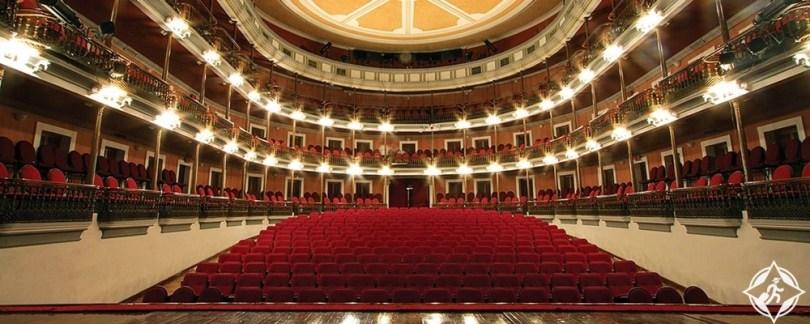 مازاتلان - مسرح أنجيلا بيرالتا