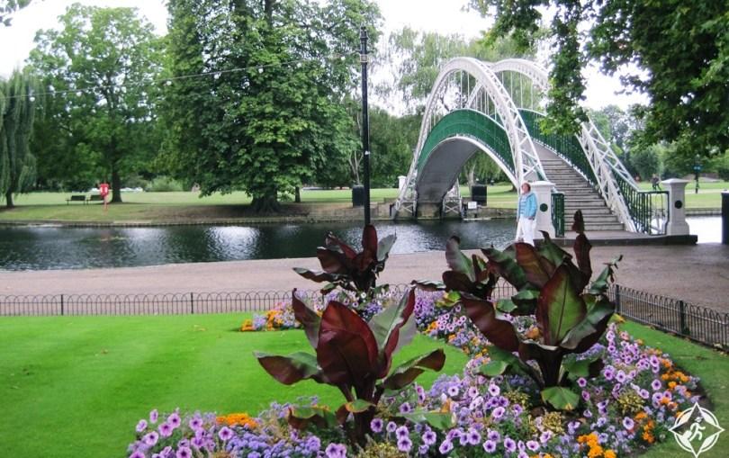 بيدفورد - حديقة راسل