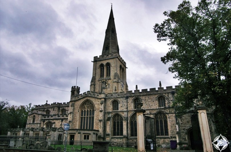 بيدفورد - كنيسة القديس بولس
