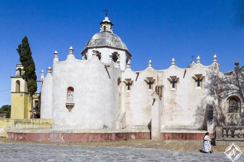 سان ميغيل دي الليندي - ملاذ أتوتونيلكو