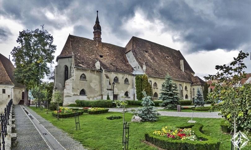 سيغيشوارا - كنيسة الدير