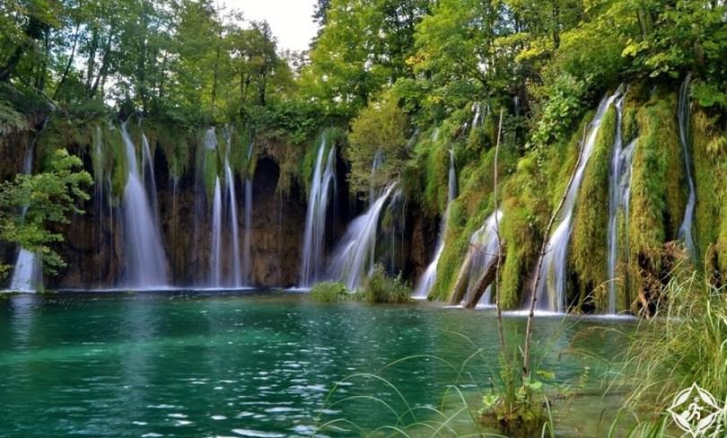كرواتيا - شلال مالي بوك