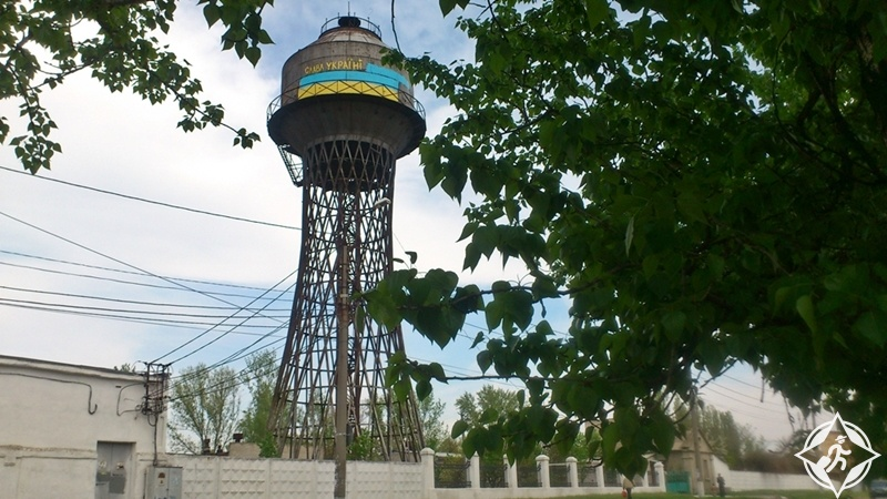ميكولايف - برج شوخوف