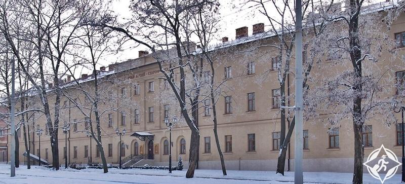 ميكولايف - متحف ميكولايف للتاريخ الإقليمي
