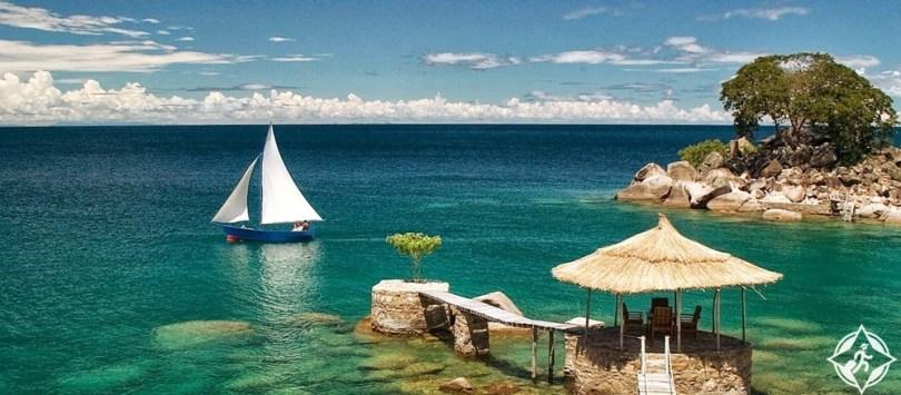 أفريقيا - بحيرة ملاوي