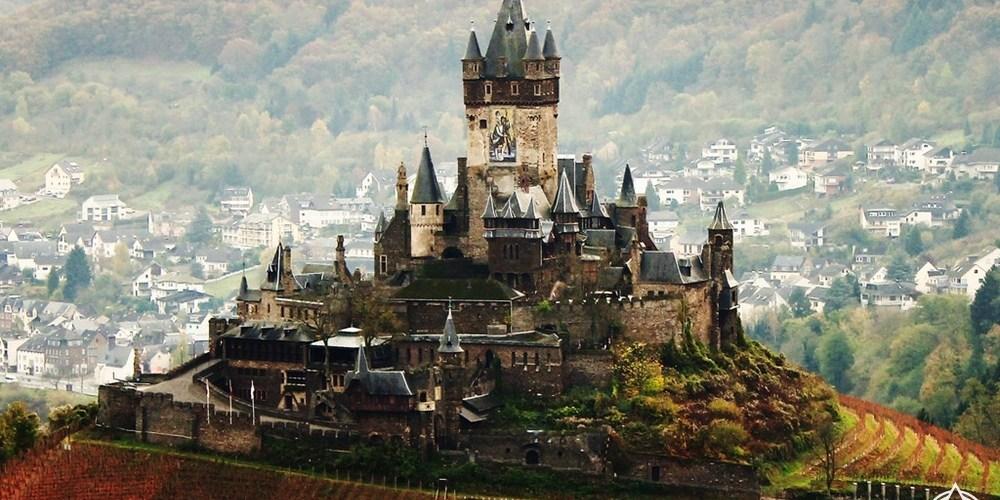 القلاع في ألمانيا - قلعة كوشيم