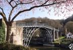 تيلفورد - الجسر الحديدي