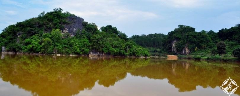 فونسافان - بحيرة نانج تانغ