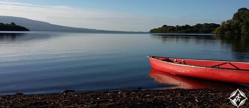 البحيرات في أيرلندا - بحيرة ألن