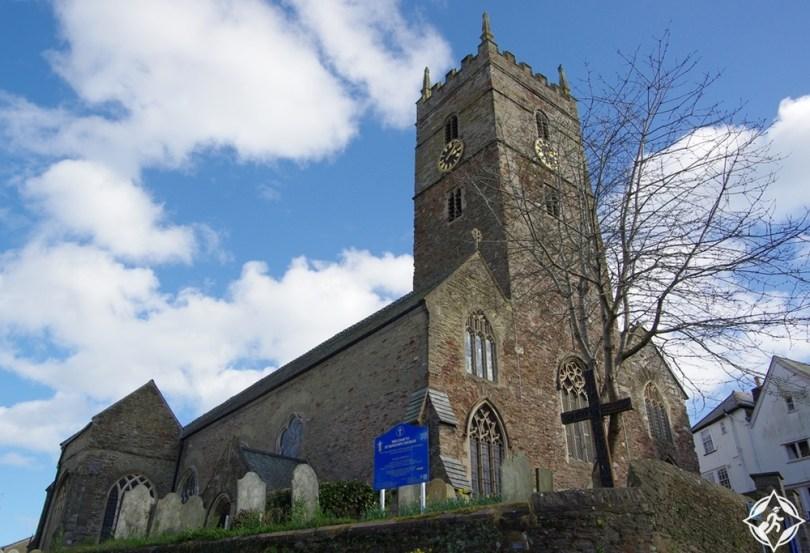 دارتموث - كنيسة القديس سفيور