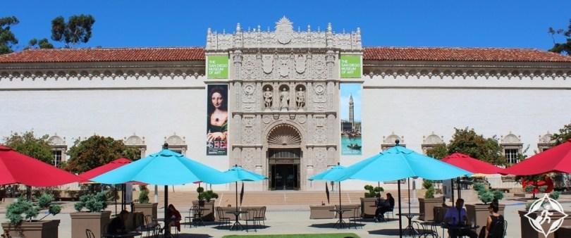 سان دييغو - متحف سان دييغو للفنون