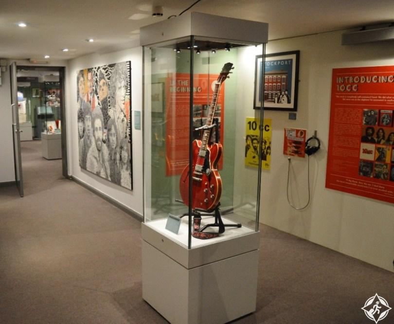 ستوكبورت - متحف ستوكبورت
