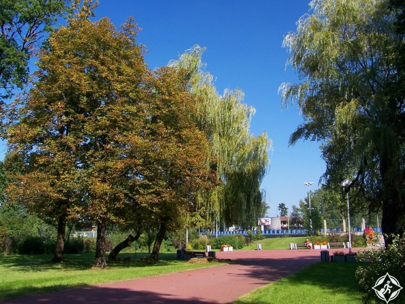 كاتوفيتسه - حديقة كوازيوسكو