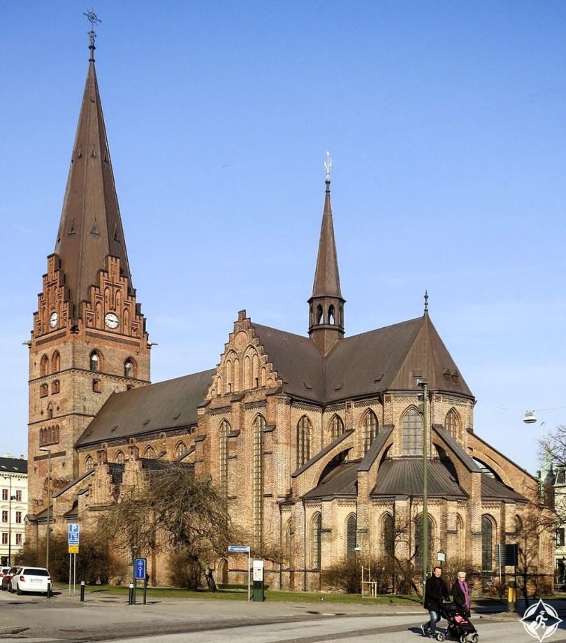 مالمو - كنيسة القديس بطرس
