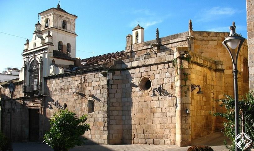 ميريدا - كنيسة سانتا ماريا دي لا أسونسيون