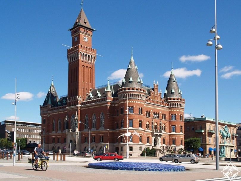هلسنجبورج - قاعة المدينة