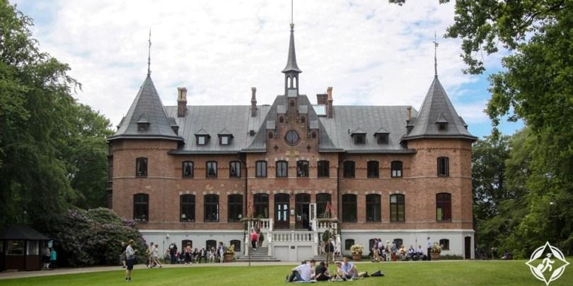 هلسنجبورج - قلعة سوفيرو