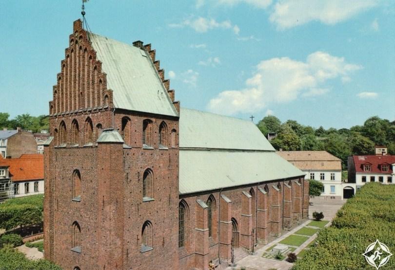 هلسنجبورج - كنيسة سانت ماري