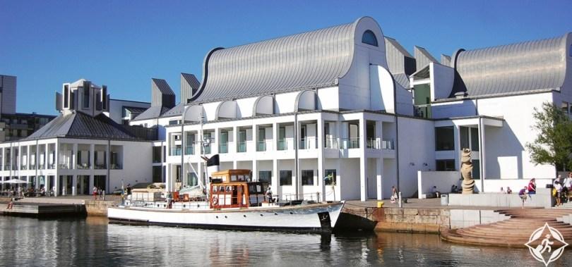 هلسنجبورج - مركز دنكرز الثقافي