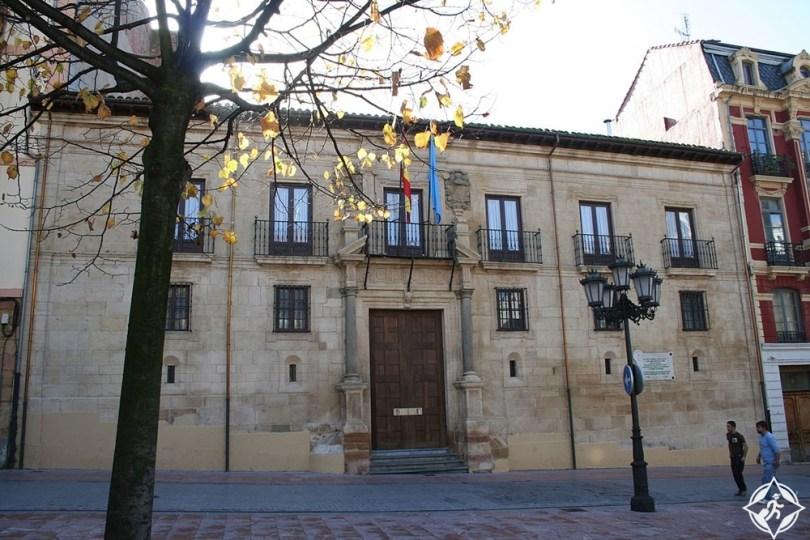 أوفييدو - قصر الكونت تورينو