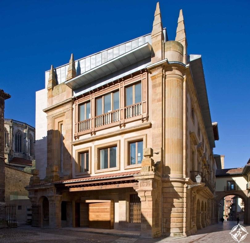 أوفييدو - متحف الآثار