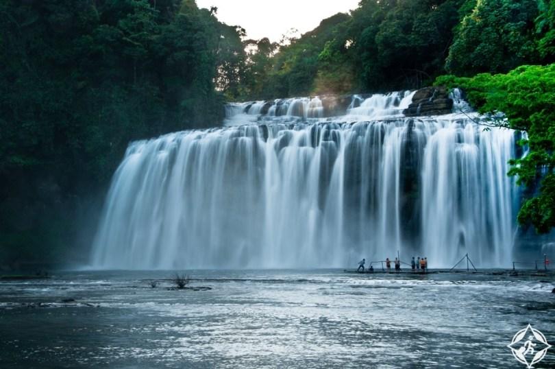 الشلالات في الفلبين - شلالات تينوي-آن