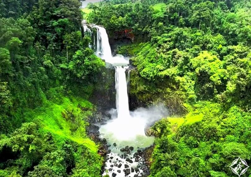 الشلالات في الفلبين - شلالات ليمونسودان