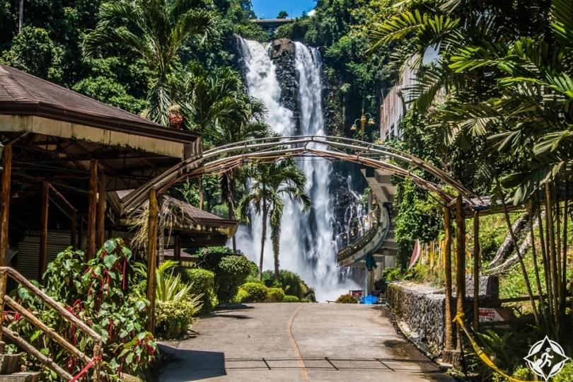 الشلالات في الفلبين - شلالات ماريا كريستينا