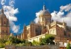 سالامانكا - الكاتدرائية الجديدة