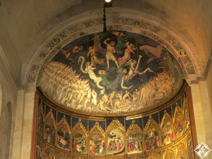 سالامانكا - الكاتدرائية القديمة