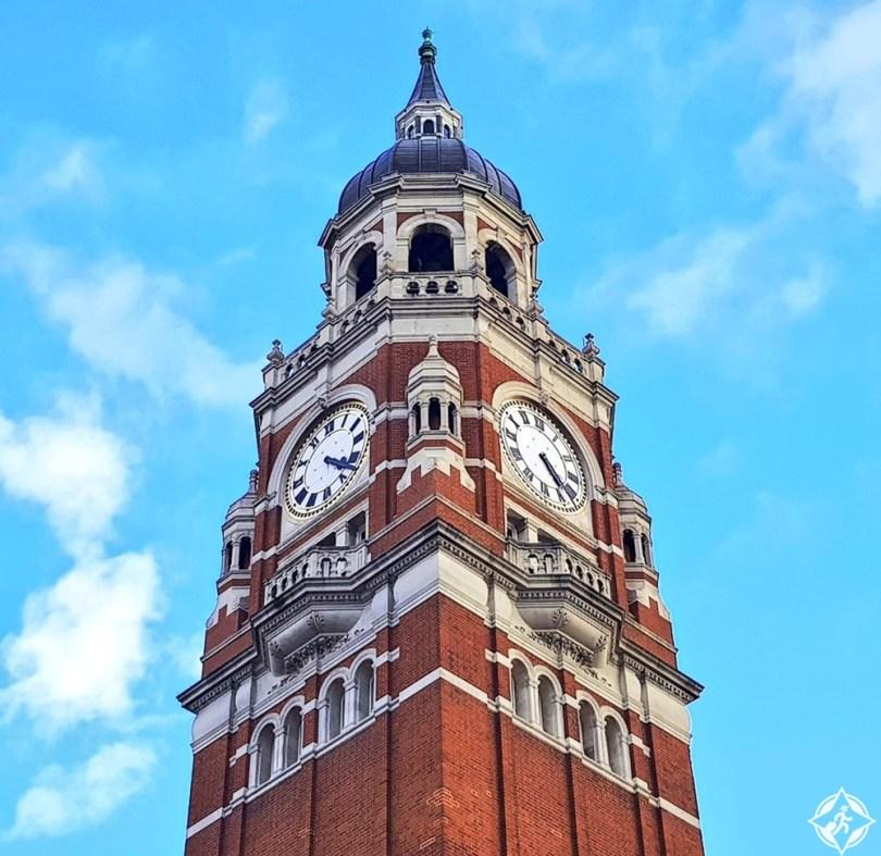 كرويدون - برج الساعة في كرويدون