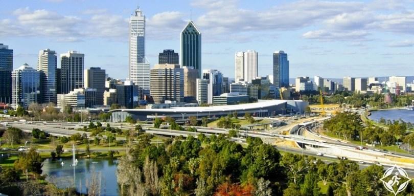 أستراليا الغربية - بيرث