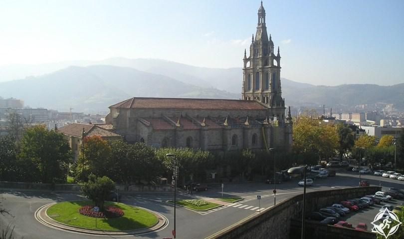 بلباو - بازيليكا باغونا