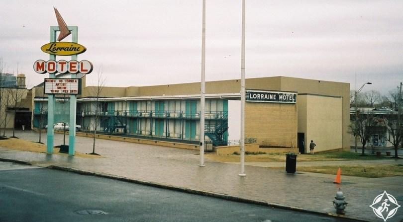 ممفيس - المتحف الوطني للحقوق المدنية