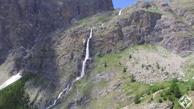 الشلالات في ايطاليا - شلالات ستروبيا
