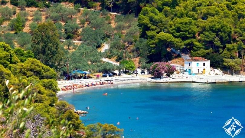 بوروس - شاطئ الدير