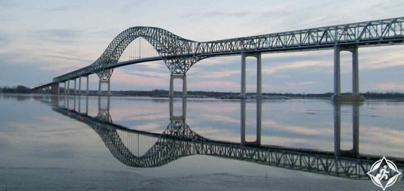 تروا ريفيير - جسر لافيت