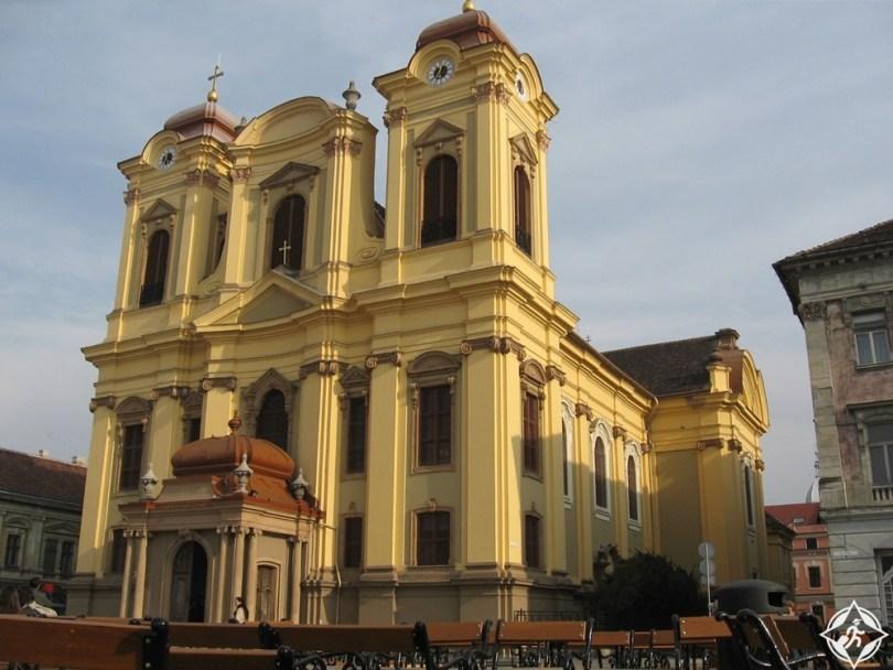 تيميشوارا - كاتدرائية سانت جورج