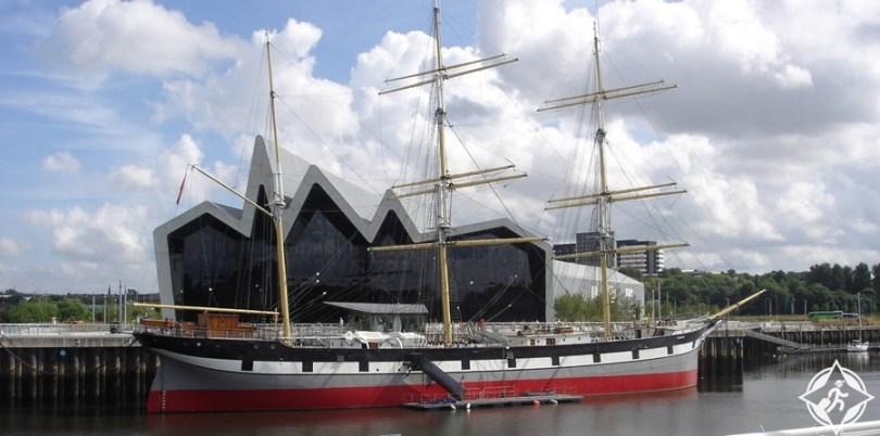 غلاسكو - متحف ضفة النهر